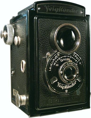 Voigtlander brillant 1932