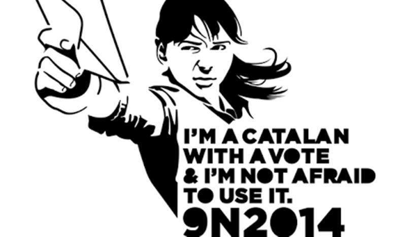 i'm a catalan with a vote 2