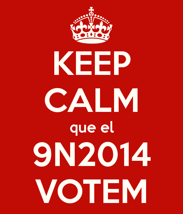 keep calm 9n2014 votem