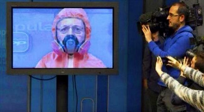 rajoy y el ebola