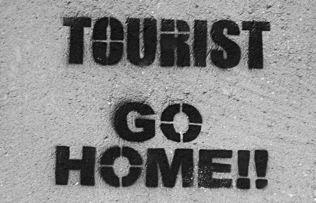 tourist go home 2