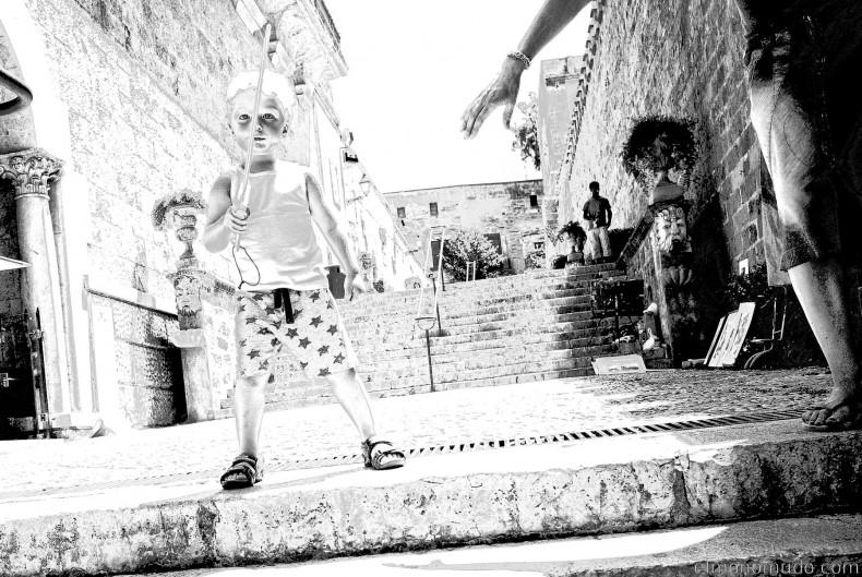 En garde. Mallorca 2014.