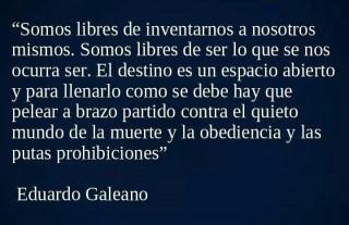 Cita Galeano