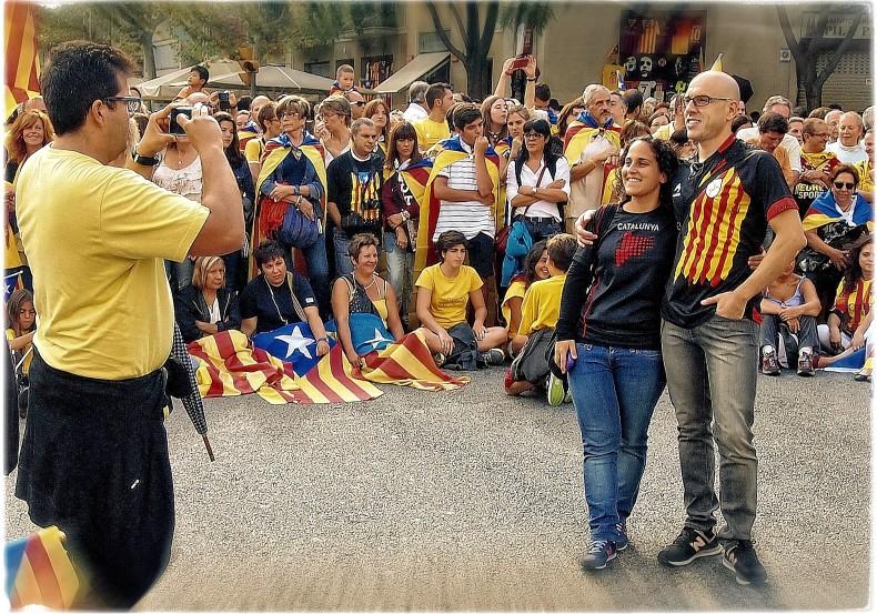 Alegria Catalana por la Independencia