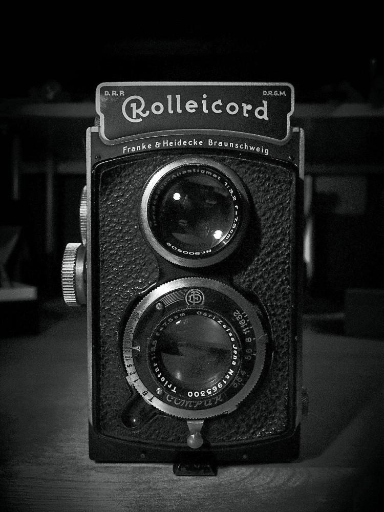 Rolleicord II model 1