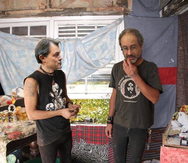 Artur Mas negocia con Antonio Baños