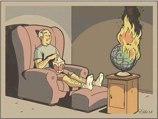 el mundo esta que arde